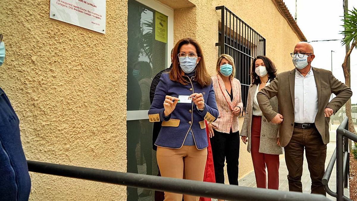 La Palma Un nuevo aula de estudio para evitar desplazamientos | A.C.