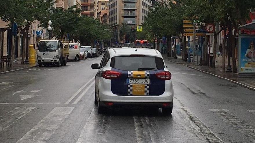 Detenida una vecina de Alicante por abandonar a su hijo en un bar de Pamplona