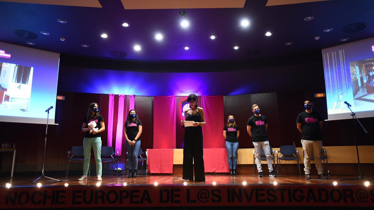 Gala Central de la Noche Europea de los Investigadores