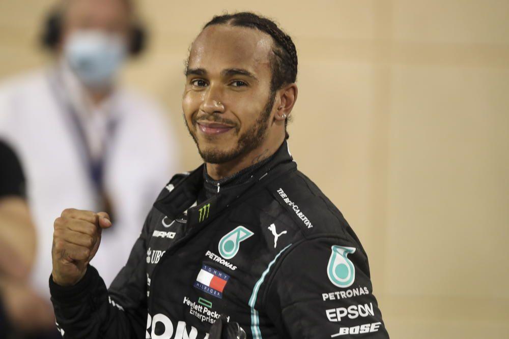 GP de Baréin de Fórmula 1.