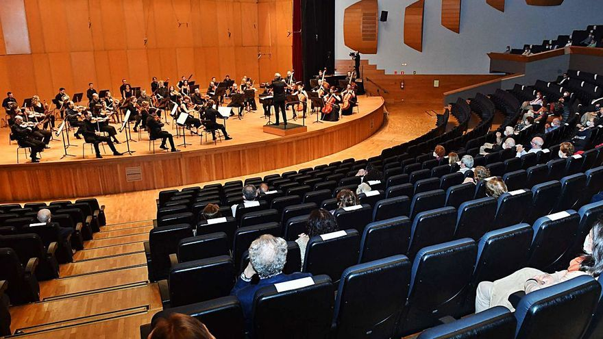 La Sinfónica regresa al Palacio de la Ópera tras abonar el Consorcio la deuda con la gestora