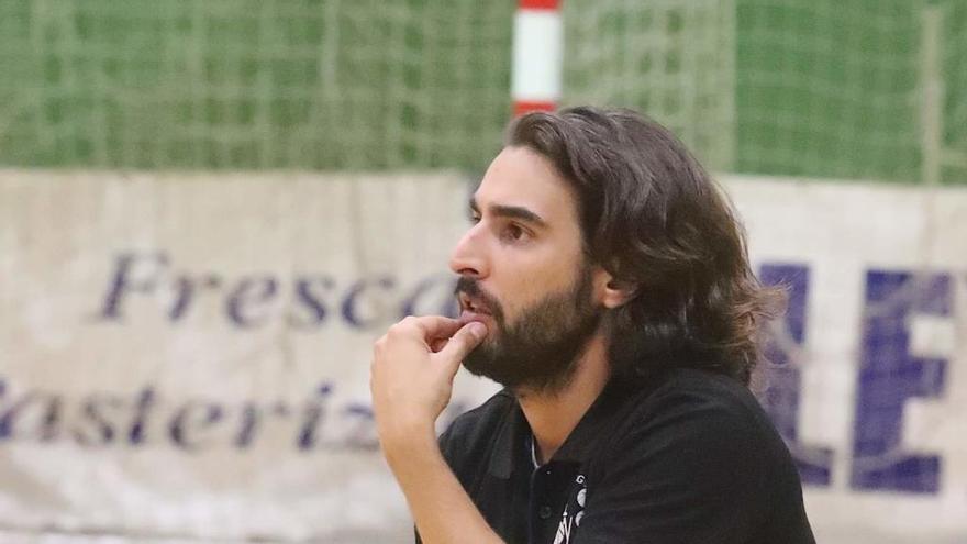 Iván Villaverde, nuevo entrenador del ADBA