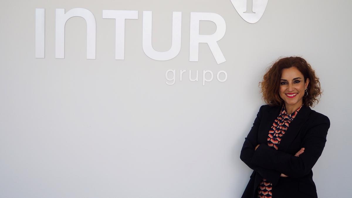 Maria Pascual, directora del área de Restauración de Grupo Intur.