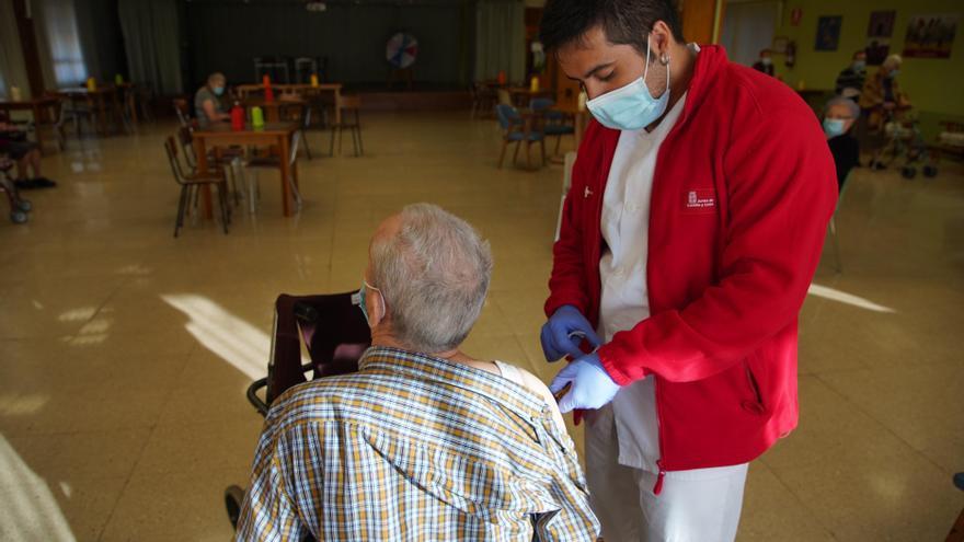 La evolución del coronavirus en Castilla y León se mantiene estable