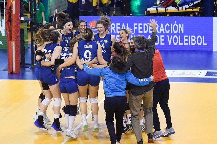 Final de la Copa del Rey de voleibol femenino