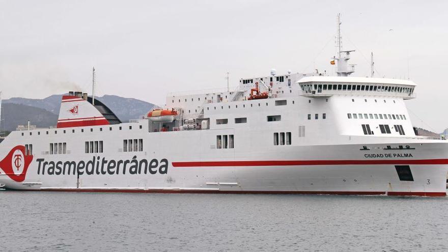 Reederei Grimaldi will Mallorca-Fähren kaufen