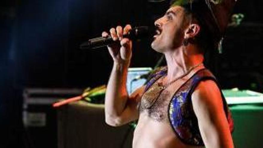 El sorteo del concierto de Rodrigo Cuevas fue ante notario y el extracto del acta está colgado en la web