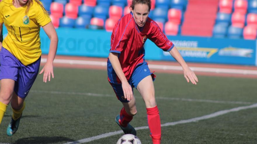 La UD Lanzarote retira a su equipo femenino y al filial