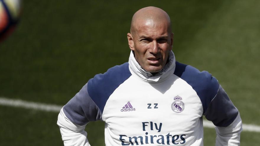 Zidane, Deschamps y Dalic, candidatos al mejor entrenador