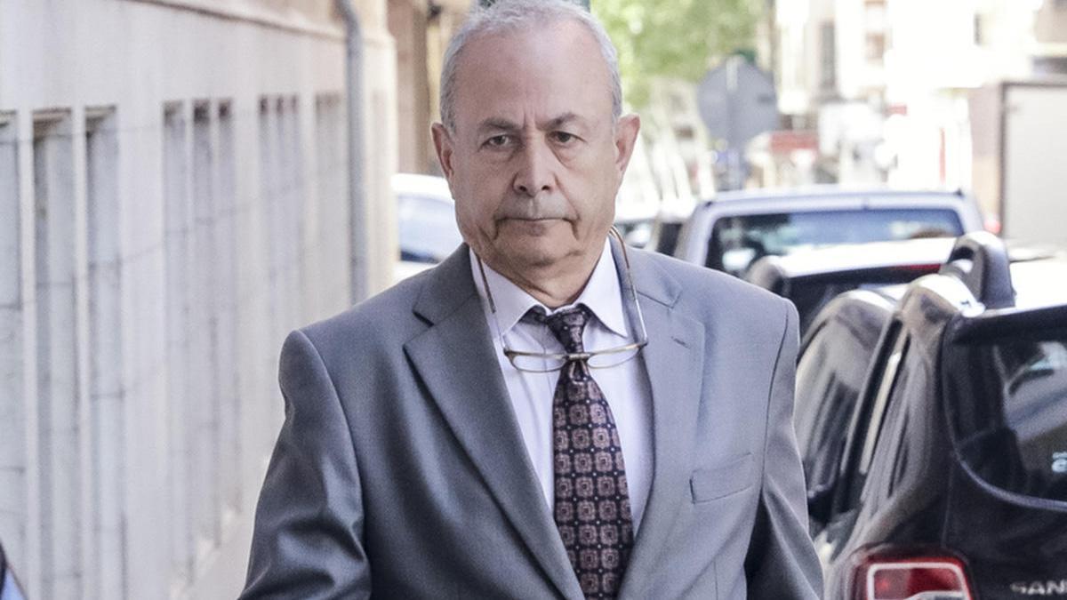 El magistrado jubilado José Castro en una imagen de archivo.