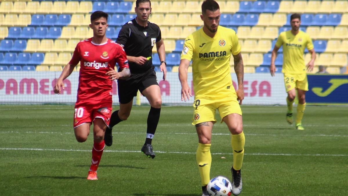 El Villarreal B ha perdido contra el Nàstic.