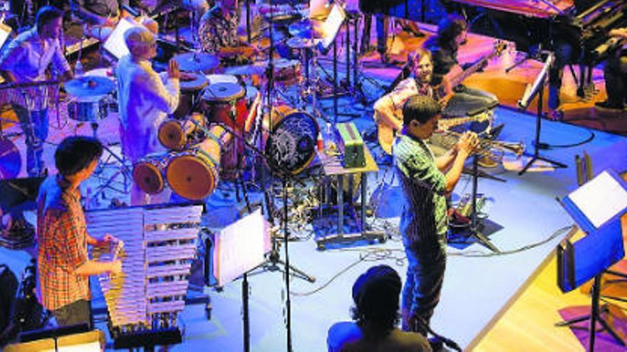 38 músicos se unen en Ensemble Salvaje