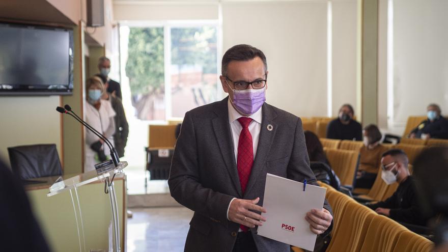 """Conesa: """"El próximo jueves los 45 diputados de la Asamblea votarán entre corrupción y regeneración"""""""