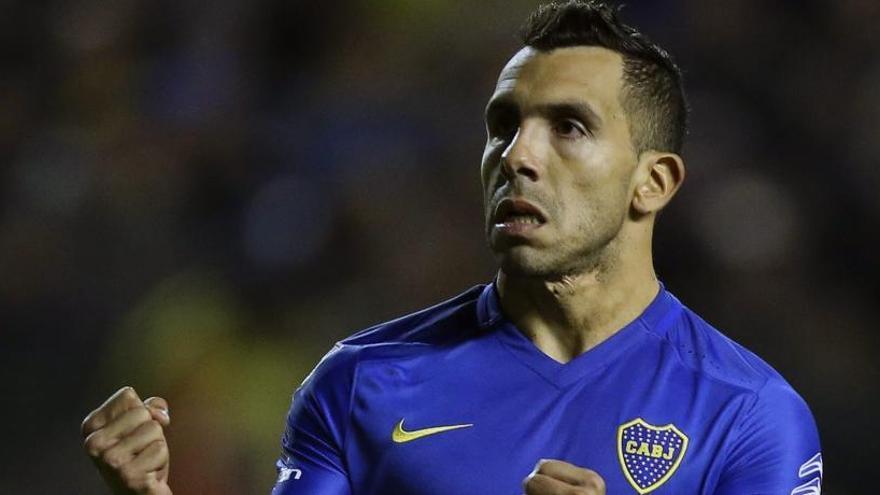Tévez marxa a la Xina i serà el futbolista més ben pagat del món