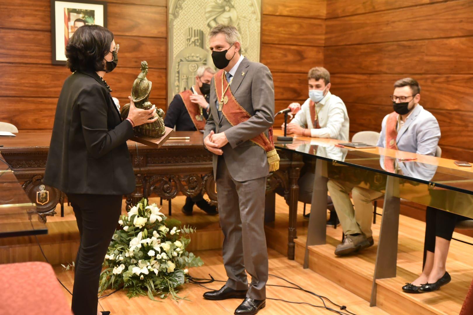 Judit Gisbert es converteix en la primera alcaldessa de Solsona