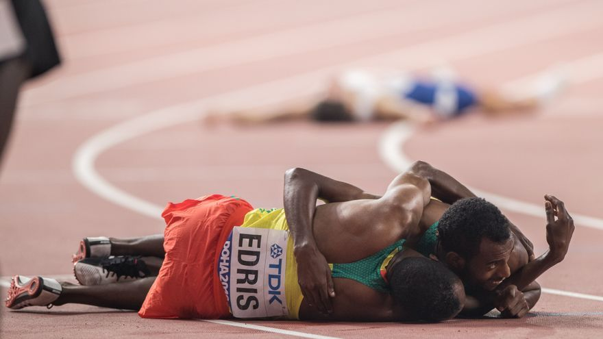 L'etíop Barega s'emporta l'or en 10.000