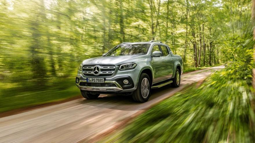 Analizamos el Mercedes-Benz Clase X