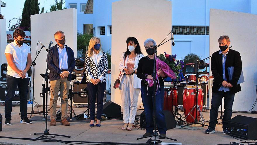 Antònia Serra, enfermera de Puig d'en Valls: «Más que pacientes sois amigos»