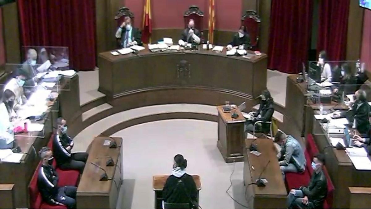 Juicio a la manada de Sabadell.