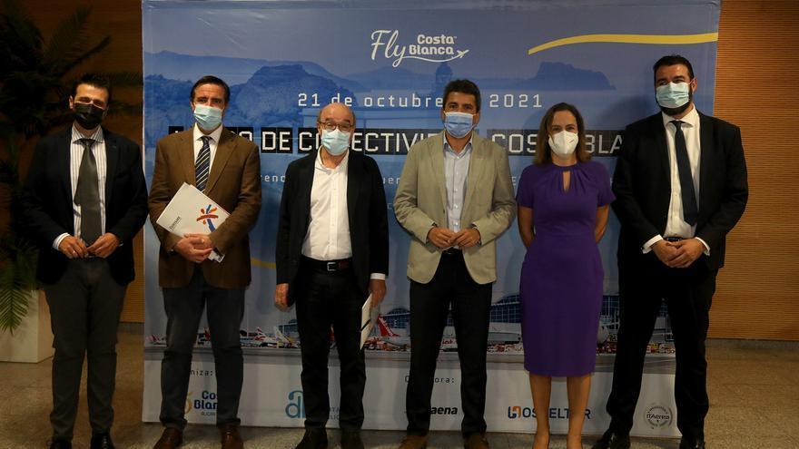 Expertos y compañías aéreas debaten sobre la necesidad de crear nuevas rutas aéreas con la Costa Blanca