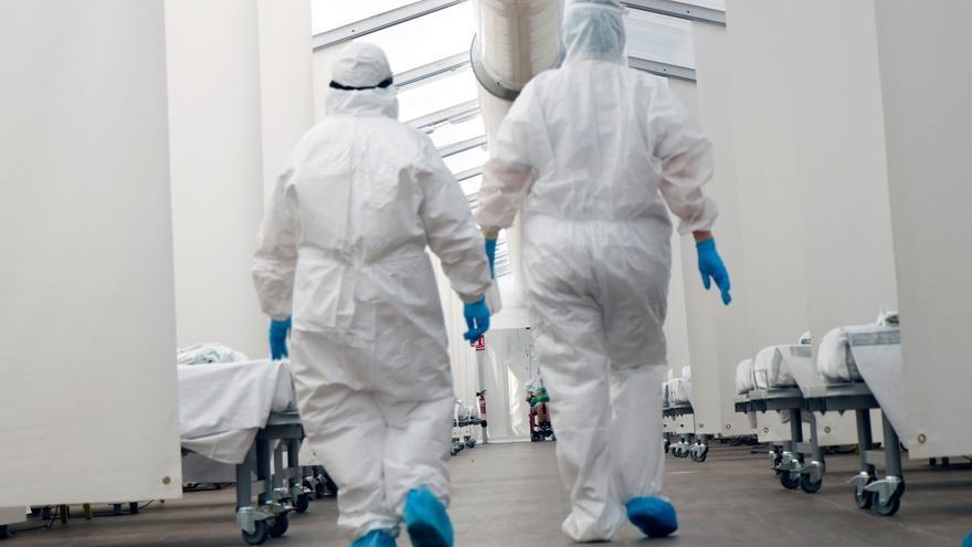 El coronavirus continúa dibujando su meseta en Castilla y León