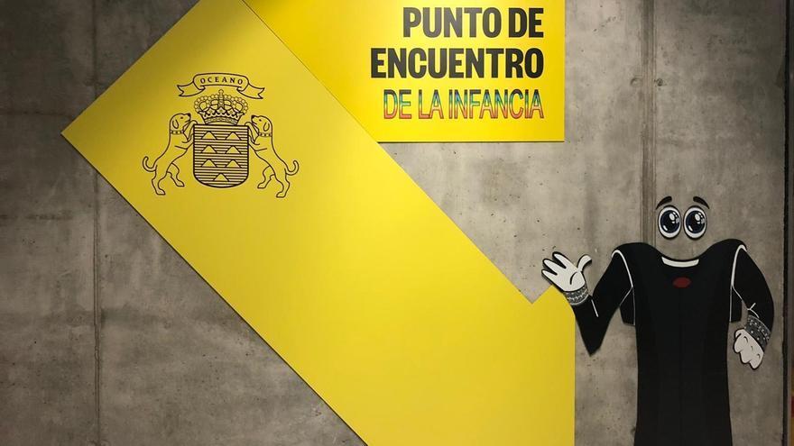 La capital grancanaria inaugura el primer Juzgado de Violencia contra la Infancia de España