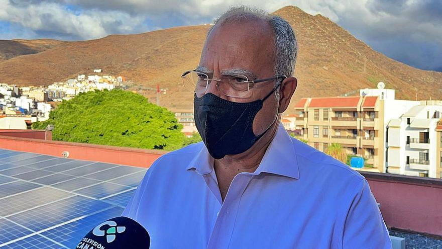 El Cabildo de La Gomera es la primera infraestructura pública energéticamente autosuficiente