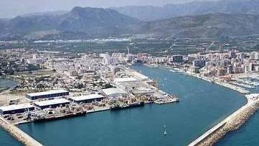 Gandia apuesta por una ampliación del puerto que no afecta al litoral del sur