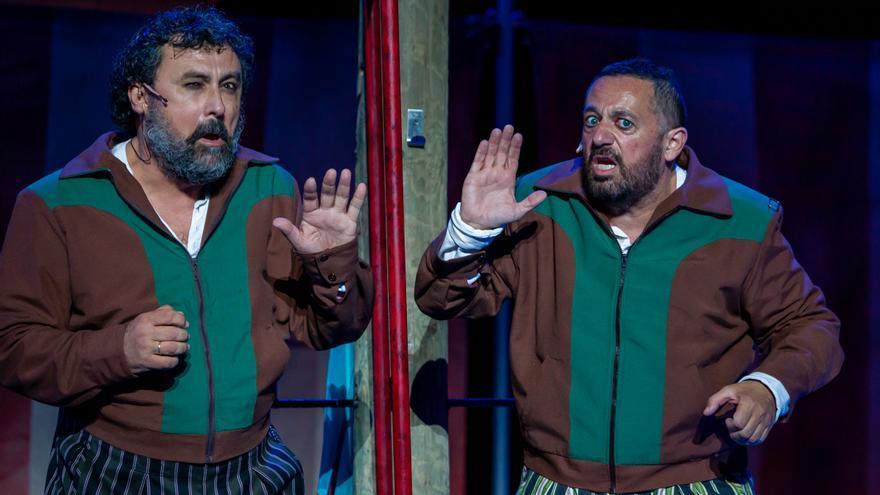Molière y el Lazarillo de El Brujo protagonizan el final del Clásico
