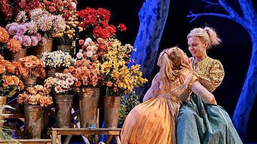 «La Rambla de les floristes» mostra el seu encant al Kursaal