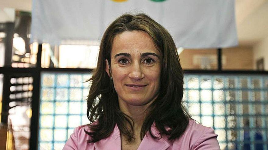 Isabel Fernández, deljudo al gimnasio,pasando por la política