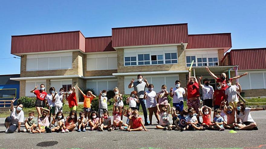 Finalizan las actividades de verano en Lalín, Dozón y Cerdedo-Cotobade