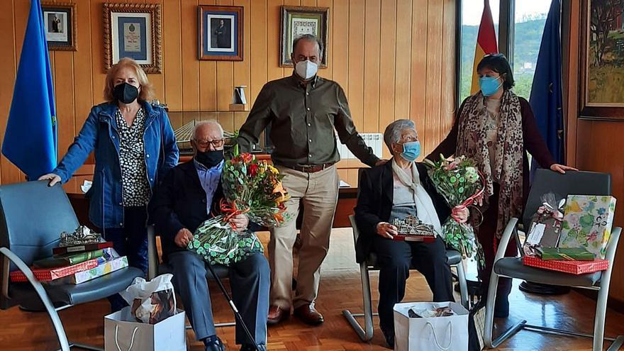 Ribera de Arriba honra a sus mayores