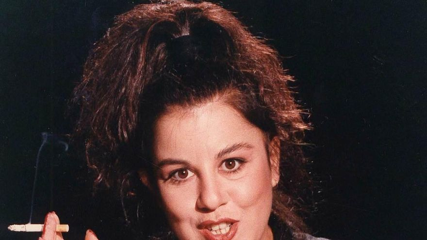 Paloma Chamorro, la tele de entonces