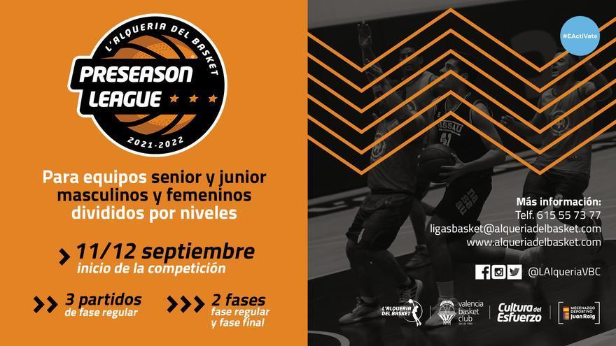 L'Alqueria del Basket celebra su primera Liga de Pretemporada