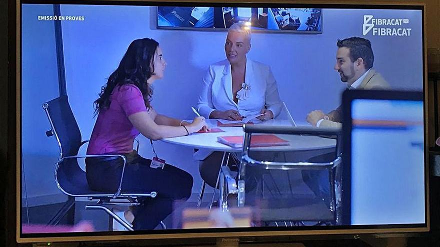 Fibracat TV guanya el Premi a la Comunicació i la Divulgació de les TIC