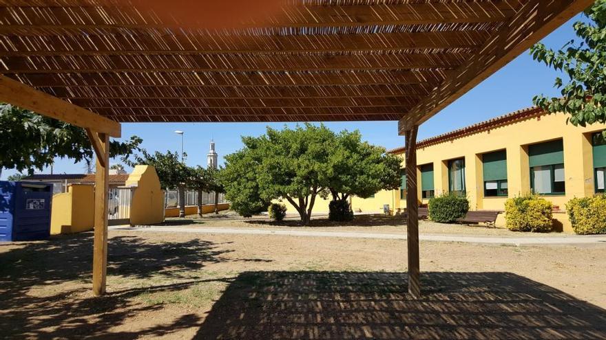 L'Ajuntament de Borrassà completa les obres d'ampliació de l'escola
