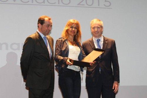 La Pimeef premia a Elisa Pomar, el bar Can Pou, Ladrilleras Ibicencas, Vicent Guasch Cardona, el Instituto de Idiomas de Ibiza y a Wecobol