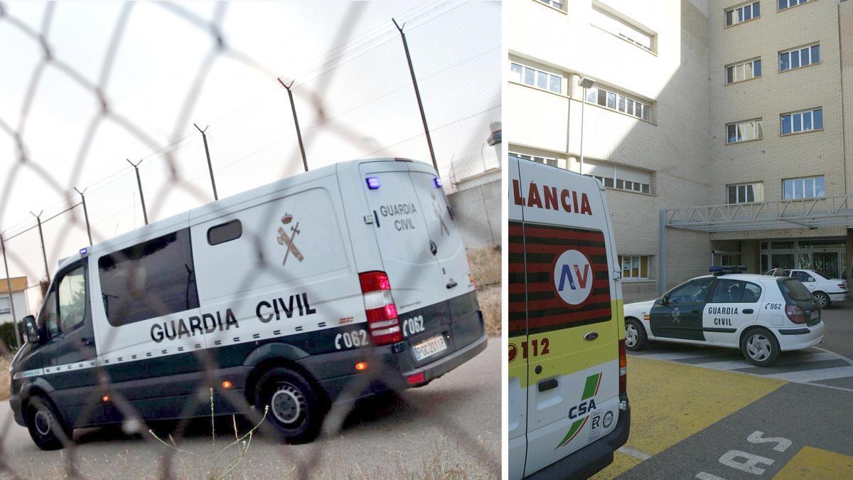 Un preso condenado por un tiroteo escapa en el Hospital General de Castelló