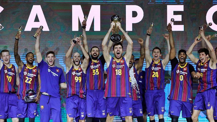 El Barça amenaza con un cambio de ciclo