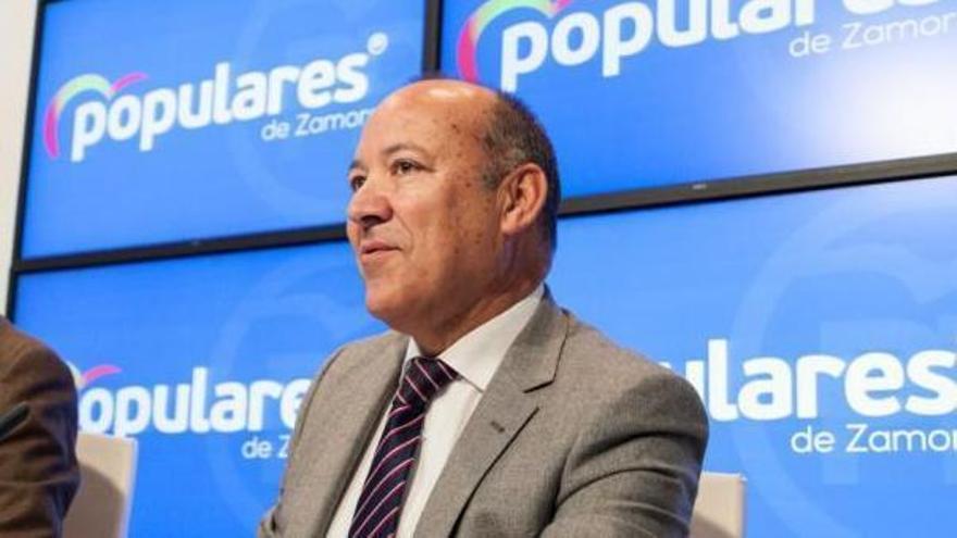 """El PP califica de """"burla"""" en el Senado los Presupuestos de 2021 en Zamora"""