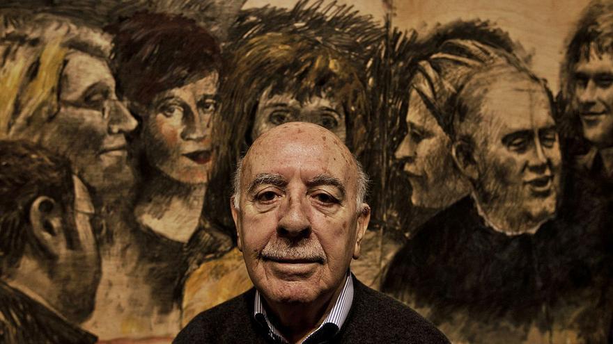 Segundo García, un artista que impulsó la gestión del arte en Alicante