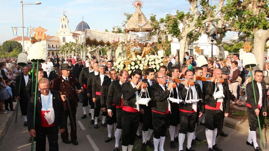 Los 26 nuevos miembros de la Junta de Gobierno de la Real Cofradía de la Virgen del Lledó de Castelló