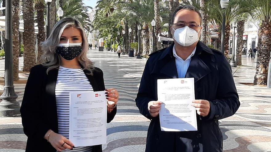 Ciudadanos «se centra» y fuerza al PP de Barcala a pactar el Presupuesto de Alicante con el PSOE