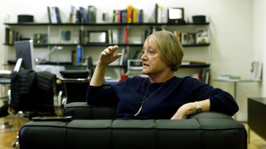 Yvonne Blake, expresidenta de la Academia de Cine, muere a los 78 años