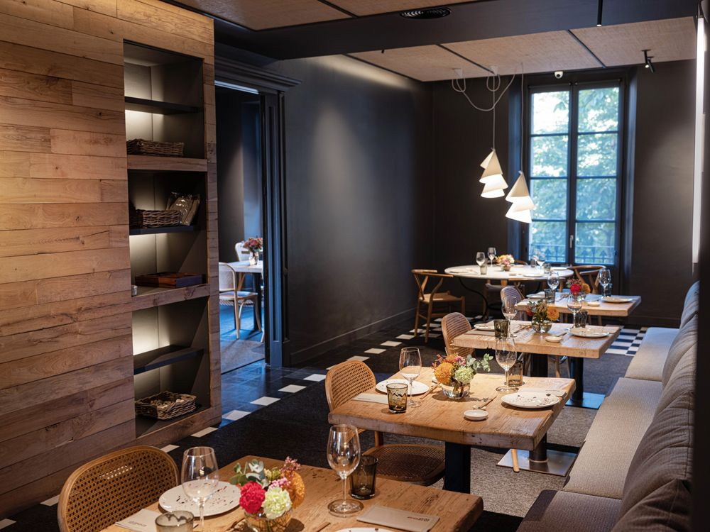 Els Jardins de la Mercè de Girona reobren de la mà del grup de gastronomia japonesa Nomo