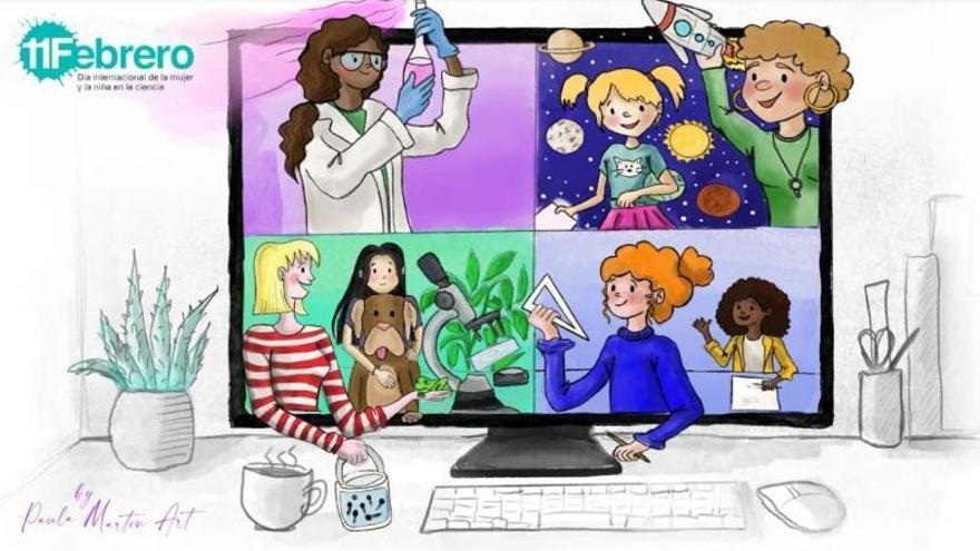 La mujer y la niña en la ciencia. Una asignatura pendiente