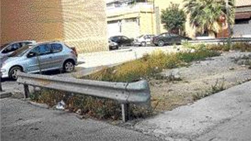 EU pide la eliminación del tapón urbanístico en Benimaclet