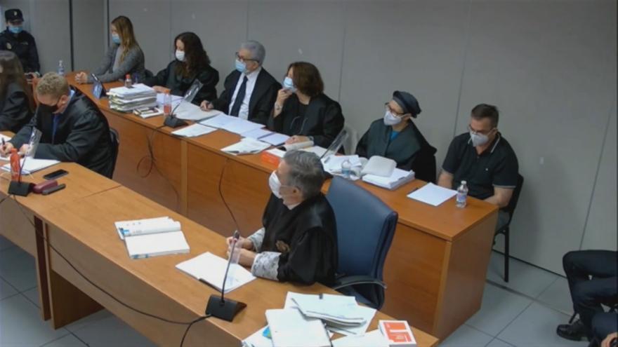 Juicio del Caso Maje: Testimonio del amante con el que Maje pasó la noche antes del crimen