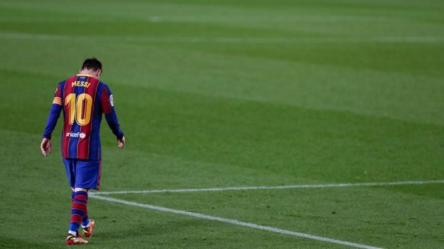 BOMBA EN EL FÚTBOL ESPAÑOL | Messi no seguirá en el Barça